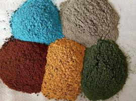 恒成金刚砂耐磨地坪材料—地坪金刚砂砂用量