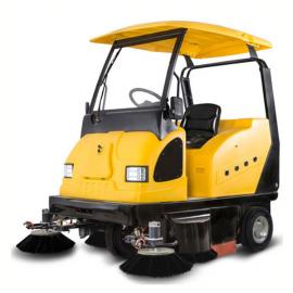 明诺环卫重工扫地机MN-E800W宽度1900电动驾驶式清扫车