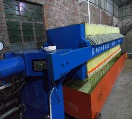 滤油专用压滤机 洗沙废水压滤机选型 石材废水就选兴泰压滤机