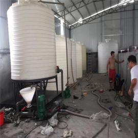 3立方塑料容器�F底水箱