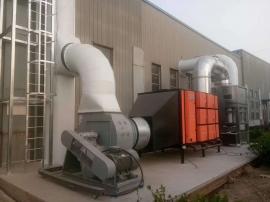 热处理油烟废气净化器
