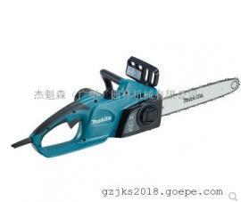 牧田Makita电锯牧田UC3541A田电链锯14寸电锯 电动家用伐木锯