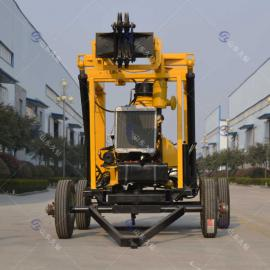 型地质勘探*取样钻机XYX-3岩心钻机 民用地源热泵打井机