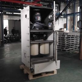 砂轮机打磨粉尘集尘器 自动脉冲反吹集尘机