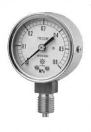 第1计器 小形压力计 40φKOT-A型 0.1MPa