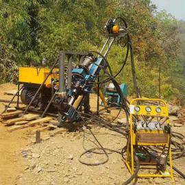 矿山地质勘探钻探机KY6075绳索取芯钻机 坑道岩心取样钻机