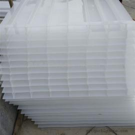 斜板填料—小间距斜板适用范围特点