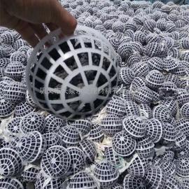 生物聚氨酯填料―海绵悬浮球填料―生物膜载体、曝气池填料