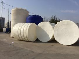 20T减水剂储罐 20立方复配设备聚羧酸储罐 防腐耐酸碱
