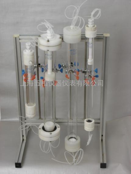 1.5*20cm中压玻璃层析柱