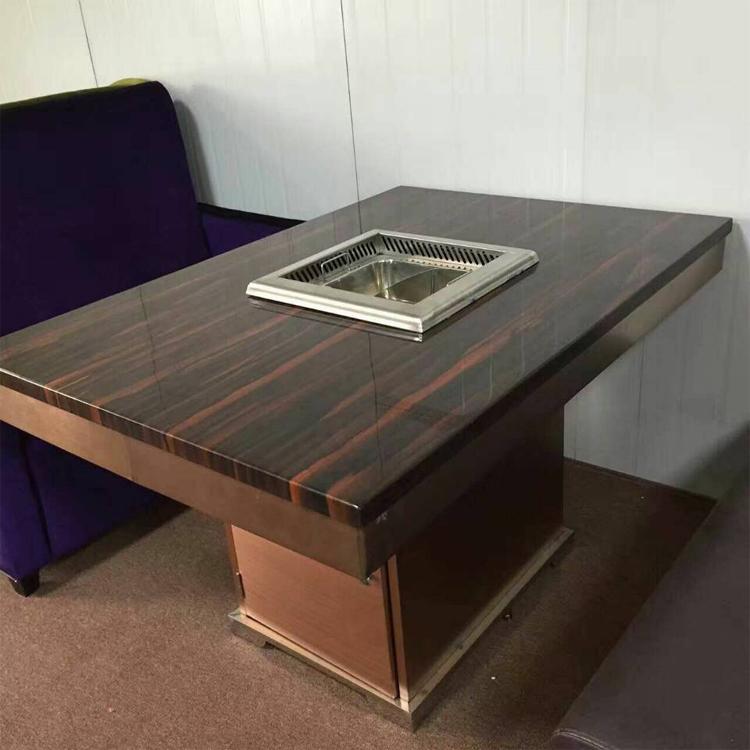 无烟烤涮一体桌