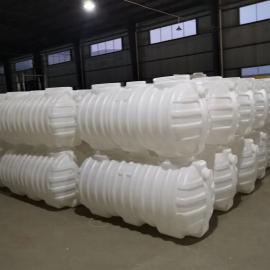 不渗漏无缝隙0.6m3化粪池污水处理塑料化粪池