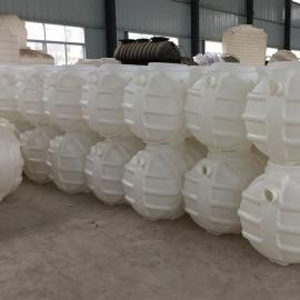 农村厕改无缝隙1立方化粪池污水处理塑料化粪池