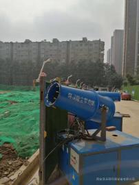 工地道路围挡喷淋降尘系统制作