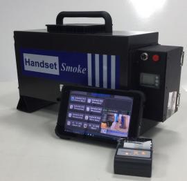 Handset Smoke不透光��度�符合GB3847-2018