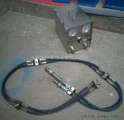 皮带煤流触控洒水降尘装置 ZP127SQ型机械式转载点自动喷雾阀