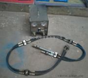 KQF0.8/1.0型机械式转载点自动喷雾阀 皮带转载点自动喷雾装置