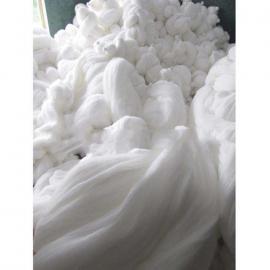 工业废水油田污水处理用纯白改性纤维束滤料