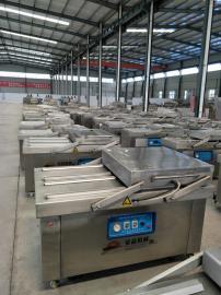 诚达500型生产全自动鳕鱼肠真空包装机