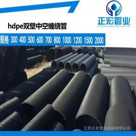 工程�S�HDPE�p�@排水管HDPE中空壁�p�@管正宏HDPE�p壁�p�@管