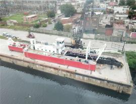 挖绞式挖泥船报价丨出售挖泥船-启航疏浚(多图)