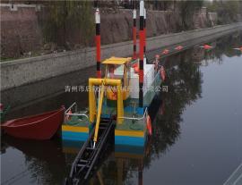 水库抽沙船 500方绞吸式抽沙船处理量分析