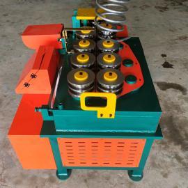 现货 不锈钢管弯管机 多道弧一次成型 方管弯管设备