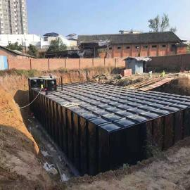 茂亿装配式箱泵一体化消防地埋水箱
