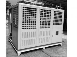 大型风冷式螺杆冷水机组100匹