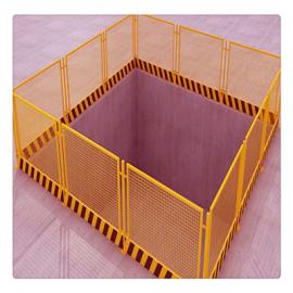 基坑工地防护栏 工地道路围栏 基坑护栏材质