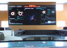 博物馆高清P1.875LED显示屏品牌全彩1.8电子屏效果