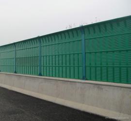 亚克力声屏障安装 透镜金属隔音墙 公路隔音屏障生产