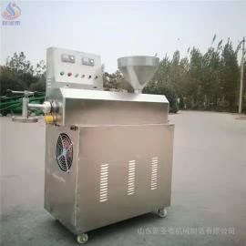 圣泰不锈钢粉条机出厂价 新款红薯粉丝机简介 机器构造6FT-80