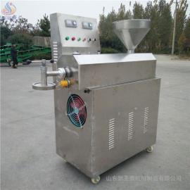 自动控温粉丝机生产工艺 制作粉条粉丝的技术