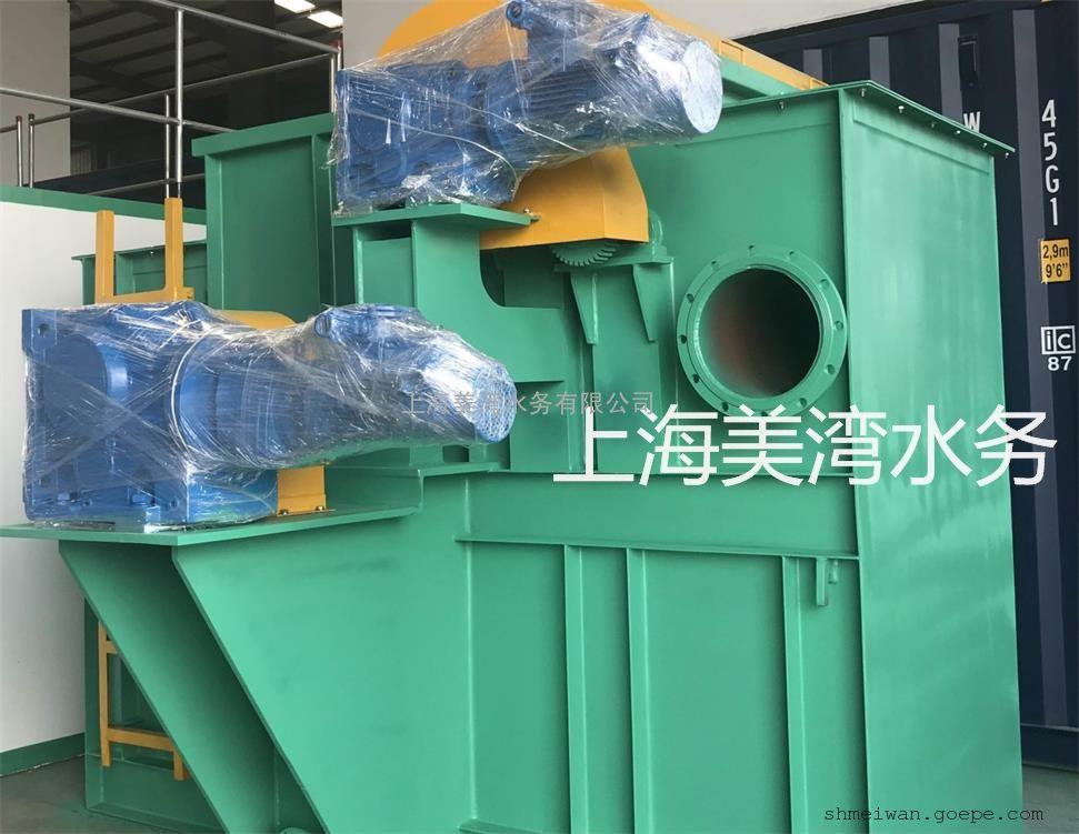 磁加载污水处理设备效果