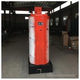 金钢混泥土燃气蒸汽锅炉 定制规格齐全燃气锅炉立式