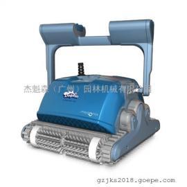 海豚M500水下吸尘器 游泳池吸污机 全自动水池清洗机设备