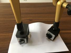 德国HG现货销售半径280毫米机械磁性表架