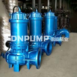 潜水排污泵的工作性能
