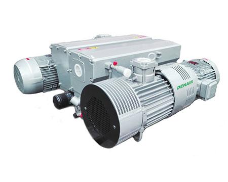 DPX单级旋片真空泵0.55~18.5kw,风冷更环保 ・ 排气洁净