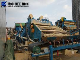 轮式水洗沙机械型号 水洗山沙机械设备