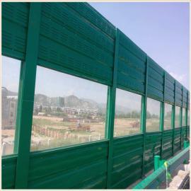 金�俾�屏障 彩钢隔音墙安装 道路市政降噪音屏障