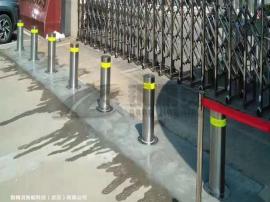 升降路桩 固定式路桩 路桩图片 防冲撞路桩
