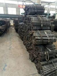 组合式中空注浆锚杆矿用树脂螺纹锚杆厂家