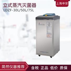 申安LDZF-30KB立式压力蒸汽灭菌器