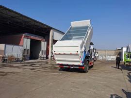 小型拉5吨8吨粪污运输车 粪污运输车的规格型号