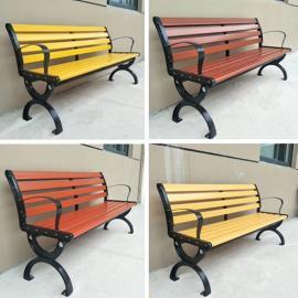 镇-江公园休闲椅-园林椅定做-景区休息椅