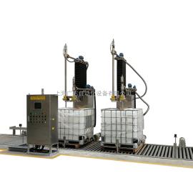IBC吨桶树脂灌装机