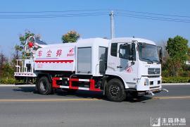 东风天锦15吨环卫洒水车