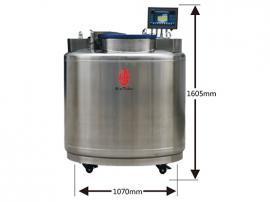 百泰克VT0800新型大口�讲讳P�液氮生物容器